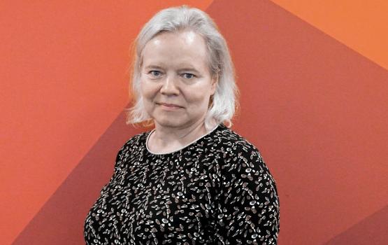 Lisbeth Valther CEO Next Step Challenge