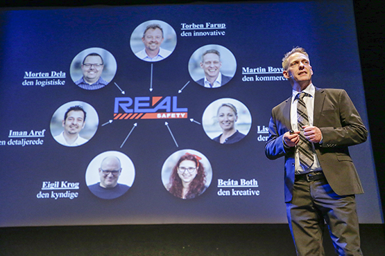 Real Safety is the winner of Next Step Challenge 2017