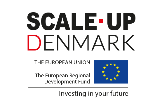 Opnå vækst og succes for din virksomhed. Scale-Up Denmark is funded by the European Regional Development Fund