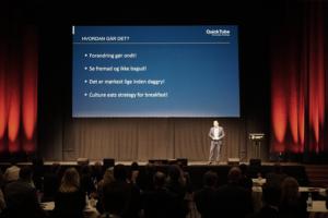 QuickTube fik verificeret strategien i Next Step Challenge 2018