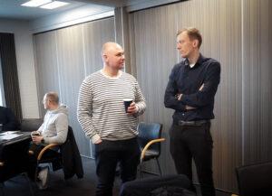 Safe Solution og Chris Duurhus fik realistisk forretningsplan